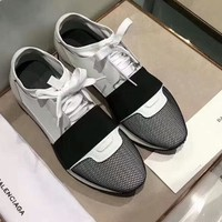BALENCIAGA fashion casual shoes-2