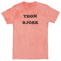 Thom Bjork cloud wash graphic tee by Altru Apparel