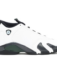 "[FREE SHIPPING] Air Jordan 14 XIV ""Oxidized Green """