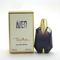 Alien for Women Thierry Mugler Eau de Parfum Miniature Splash 0.2 oz