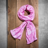 Women's Pink Label Allover Print Scarf | Pink Label | Official Harley-Davidson Online Store