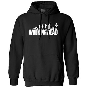 The Walking Dead Printed Sweatshirt - Men's Hoodie Sweatshirt