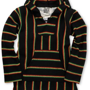 Senor Lopez Boys Rasta & Black Poncho at Zumiez : PDP