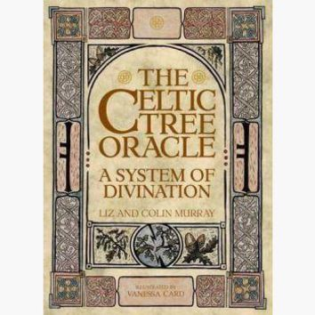 Celtic Tree Oracle Deck & Book