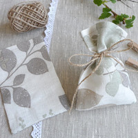 White Linen Bags. Floral Gift Bags. Small Favor Bags 25. Party Favor Bag. Burlap Linen Bags. Candy bags