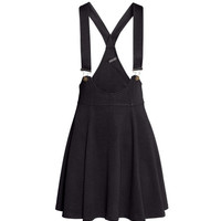 Bib-overall Skirt - from H&M