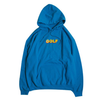 MULTI-COLOR 3D GOLF HOODIE SAPPHIRE