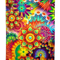 Expansion Psychedelic Tapestry