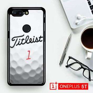 Titleist Golf Ball X4368  OnePLus 5T / One Plus 5T Case