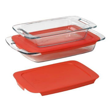 Pyrex  Easy Grab 4-Piece Value Pack