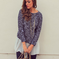 Weave Casual Sweater