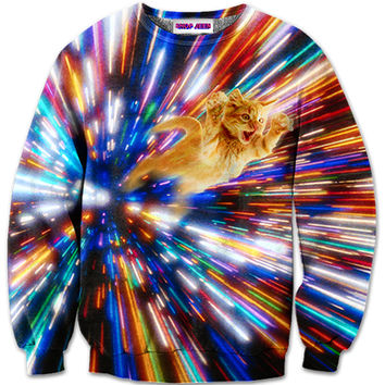 CAT GALACTICA SWEATER
