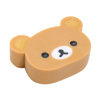 Rilakkuma Buttercream & Snickerdoodle Teddy Bear Soap Bar