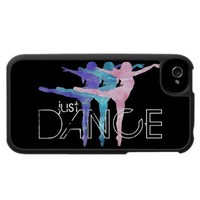 Just Dance iPhone 4 Case from Zazzle.com
