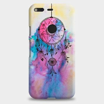 Hipster Dreamcatcher Watercolor Painting Google Pixel XL 2 Case | casescraft