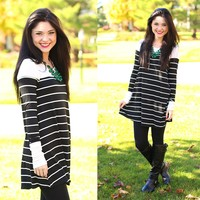 Sunday Stripes Tunic
