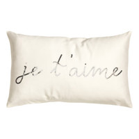 H&M Sequined Cushion Cover $17.99