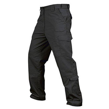 Tactical Pants Color- Black (30W X 32L)