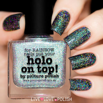 Picture Polish Holo On Top! Nail Polish