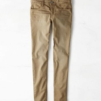 7f989afffe2ef AEO Women's Sateen Jegging (Vintage from American Eagle