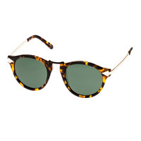 Alternative Fit Helter Skelter Crazy Tort - Karen Walker Eyewear | Karen Walker