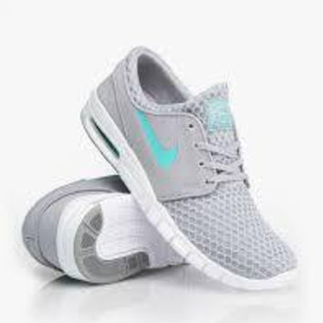 30b706a61320 Nike SB Stefan Janoski Max-Wolf Grey Lt from Bare Wires Surf Shop