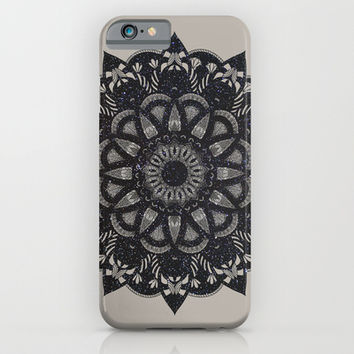 Black Space  iPhone & iPod Case by Sara Eshak