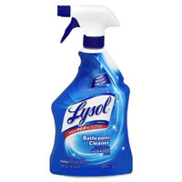 Lysol Bathroom Cleaner Spray - Island Breeze - 32 oz