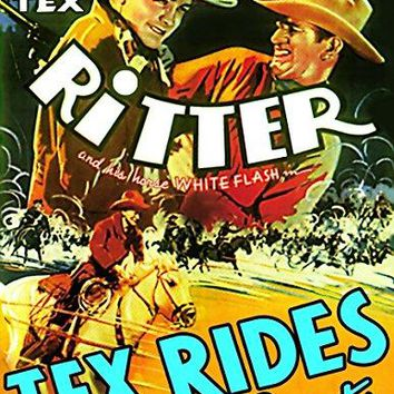 Tex Ritter & Marjorie Reynolds - Tex Rides with the Boy Scouts