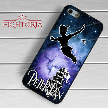 Disney peter pan fly with him -5arw for iPhone 6S case, iPhone 5s case, iPhone 6 case, iPhone 4S, Samsung S6 Edge
