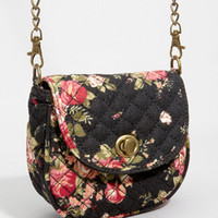 fredflare.com | 877-798-2807 | quilted bouquet mini purse