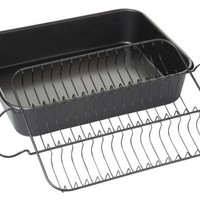 Chicago Metallic Meatball Baker, 12-3/4-Inch by, 9-3/4-Inch by 2-3/4-Inch