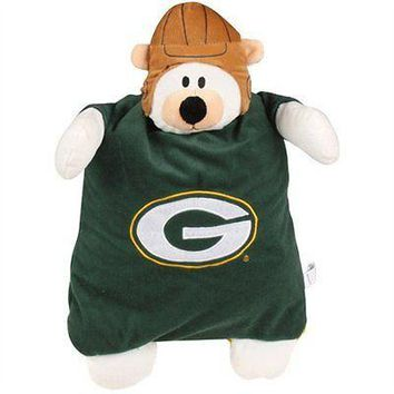 Green Bay Packers Youth Mascot Backpack