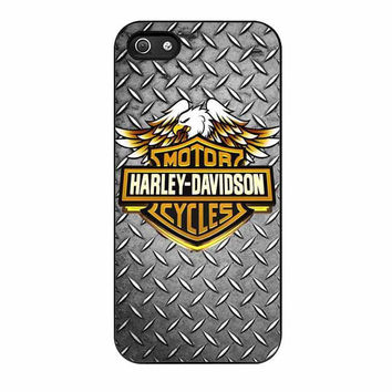 harley davidson motorcycle logo cases for iphone se 5 5s 5c 4 4s 6 6s plus