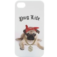 With Love From CA Pug Life iPhone 4/4S Case - Womens Scarves - Multi - NOSZ