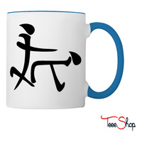 Chinese Sex Symbol Funny Coffee & Tea Mug