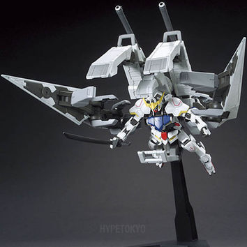 Mobile Suit Gundam Iron-Blooded Orphans HIGH GRADE : Gundam Barbados & Long-range Transport Booster 'Kutan San' [PRE-ORDER] - HYPETOKYO