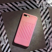 Off-White iPhone Case