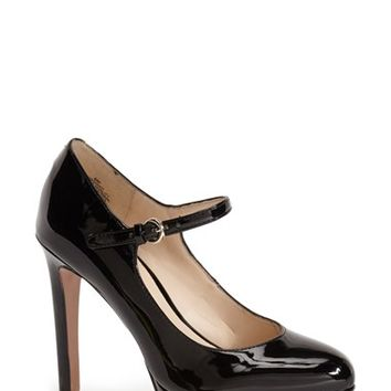 Women's Nine West 'Dinah' Mary Jane Platform Pump,