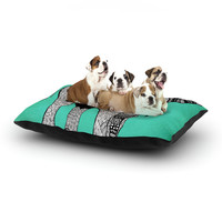 "Pom Graphic Design ""Elephant of Namibia Color"" Dog Bed"