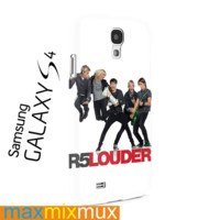 R5 Louder Band Samsung Galaxy Series Full Wrap Cases