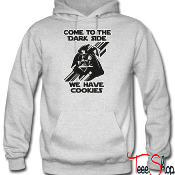 Darth Come To The Dark Side hoodie
