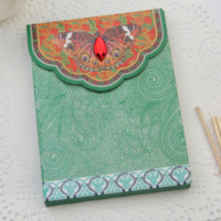 Butterfly Theme Notebook