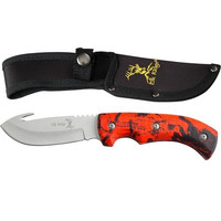 Elk Ridge ER-274RC Fixed Blade Knife 8.75in Overall