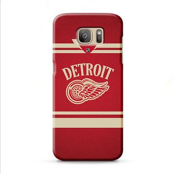 DETROIT USA HOCKEY Samsung Galaxy J7 2015 | J7 2016 | J7 2017 case