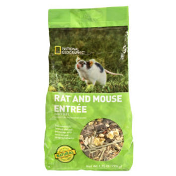 National Geographic™ Daily Diet Rat & Mouse Food | Food | PetSmart