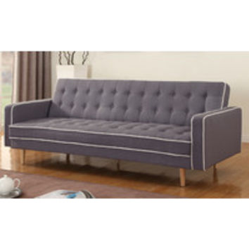 Madison Home USA 2 Tone Mid Century Sleeper Sofa & Reviews | Wayfair