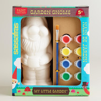 Paint Your Own Garden Gnome - World Market