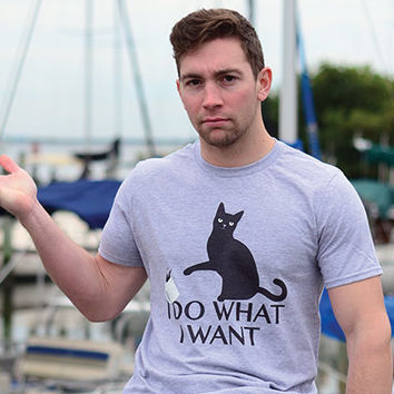 I Do What I Want T-Shirt | SnorgTees