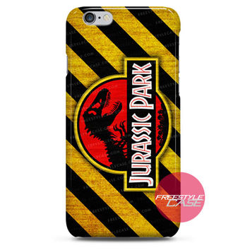 Jurassic Park Area iPhone Case 3, 4, 5, 6 Cover